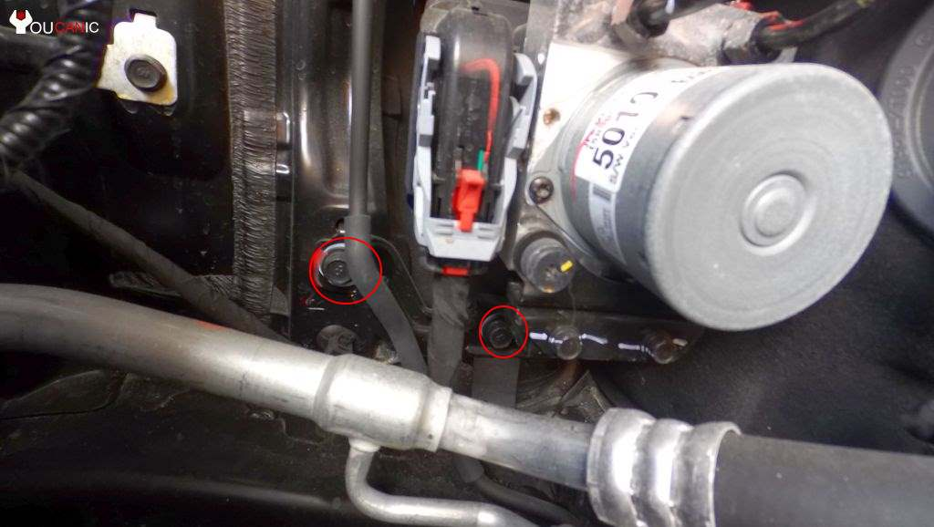 kia abs module pump problem change how to replace