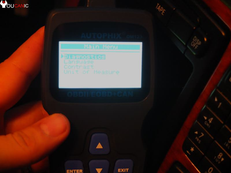 hyundai check engine light on clear codes