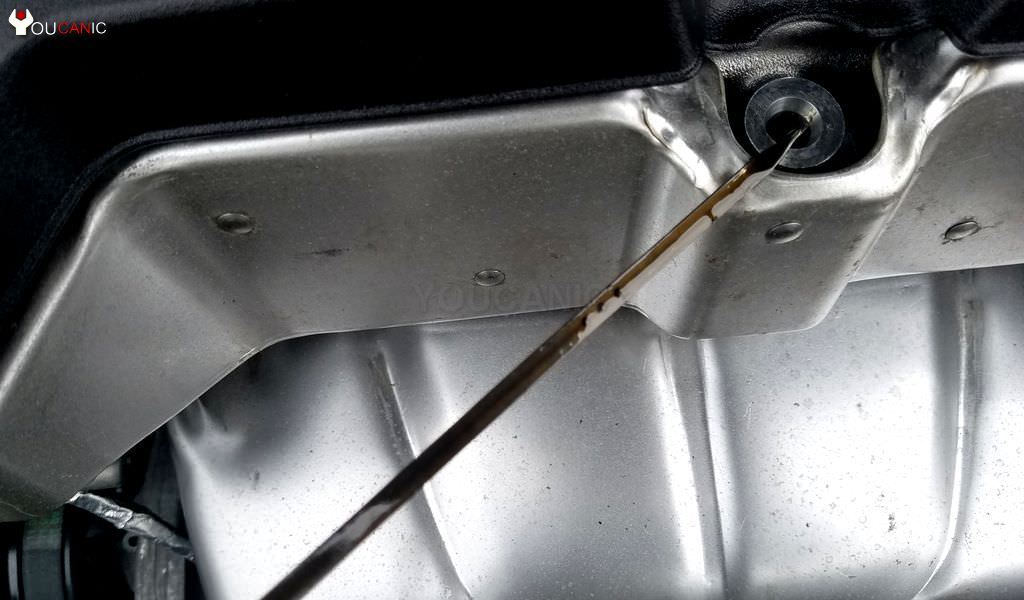 chevy oil dipstick