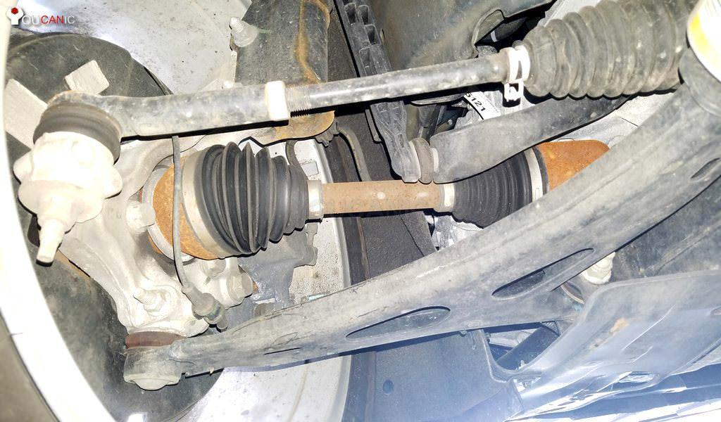 chevrolet outer tie rod