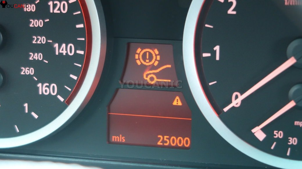 Bmw Brake Light Service Reset Instructions Youcanic