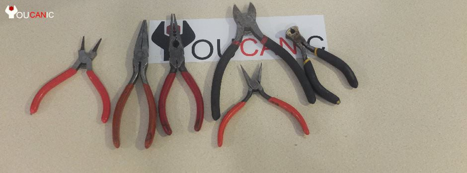 TOOLS YOU NEED TO WORK CARS PLIERS
