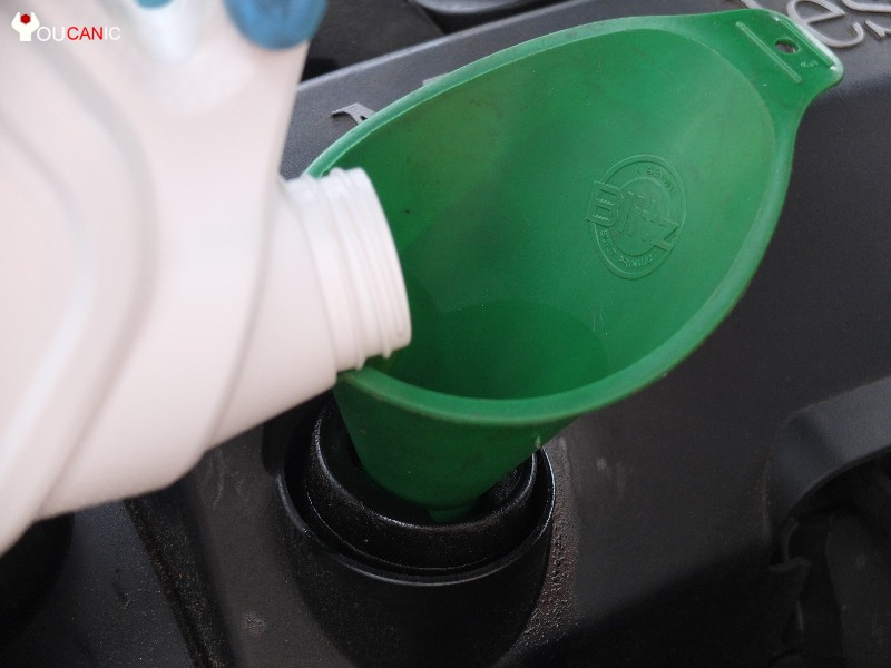 add oil to engine