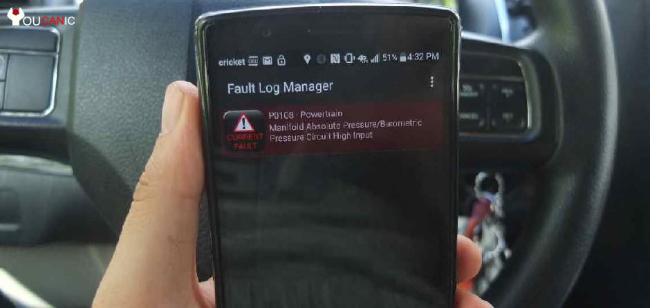 turn phone into an obd 2 scanner