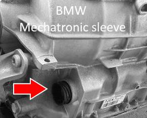 bmw mechatronic sleeve