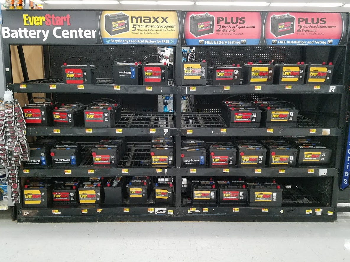 Where to Buy Cheap Car Batteries