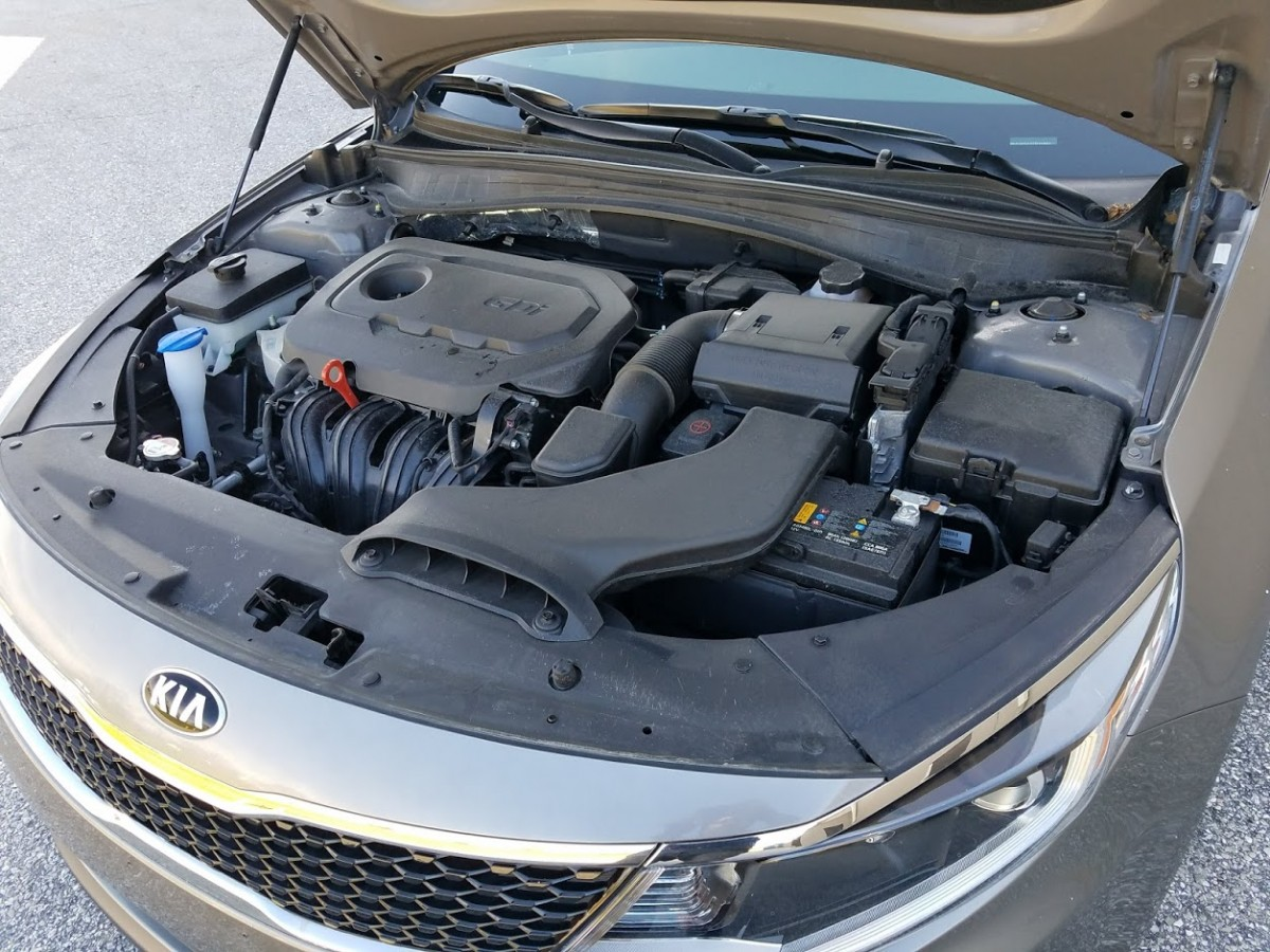 Kia Transmission Problems