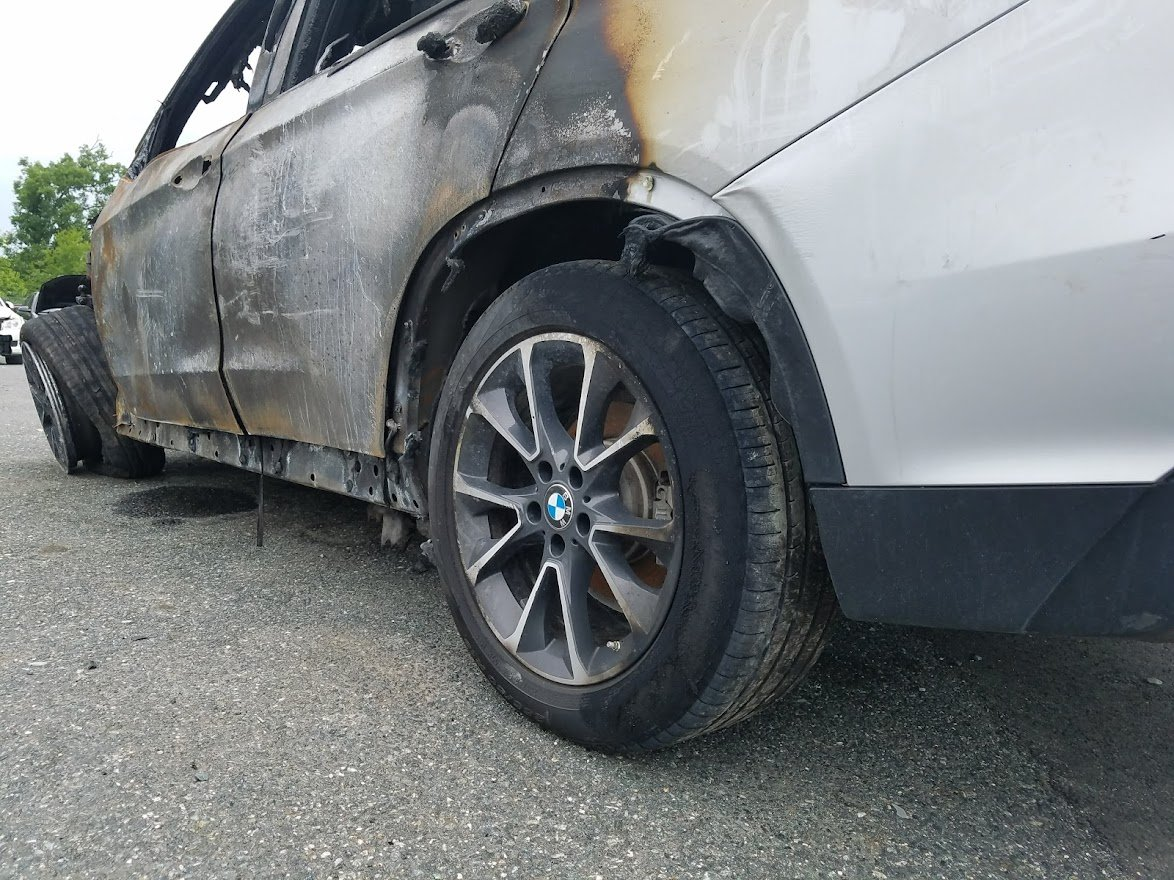 not registering a bmw battery