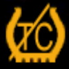 Chevrolet Traction Control Indicator