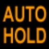 Ford  Automatic Brake Hold Indicator