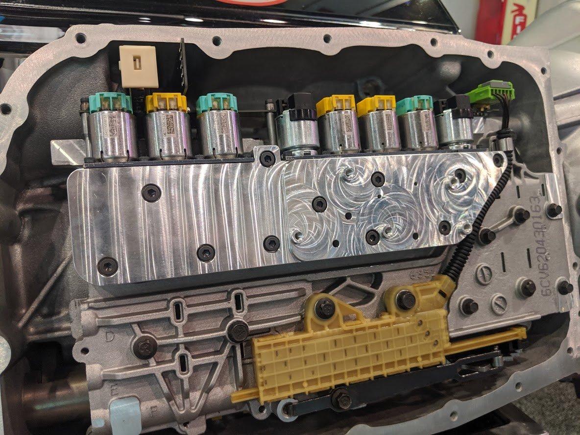 Jeep Valve Body