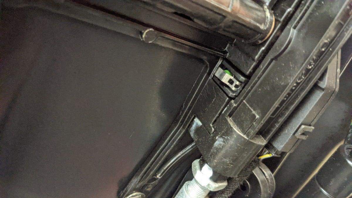 mercedes convertible problem