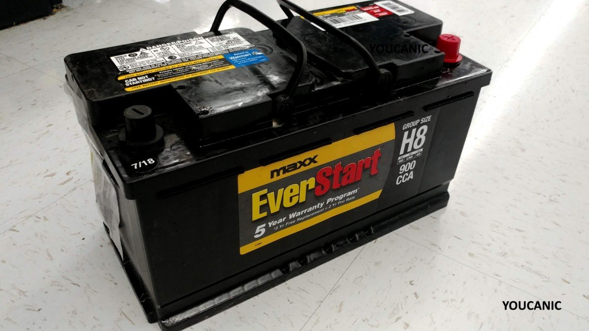 Everything You Need To Know About Walmart Everstart Car Battery Youcanic