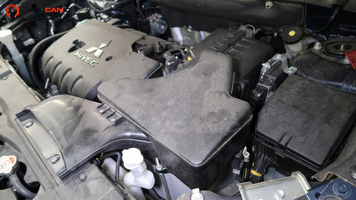 Mitsubishi outlander engine overheating