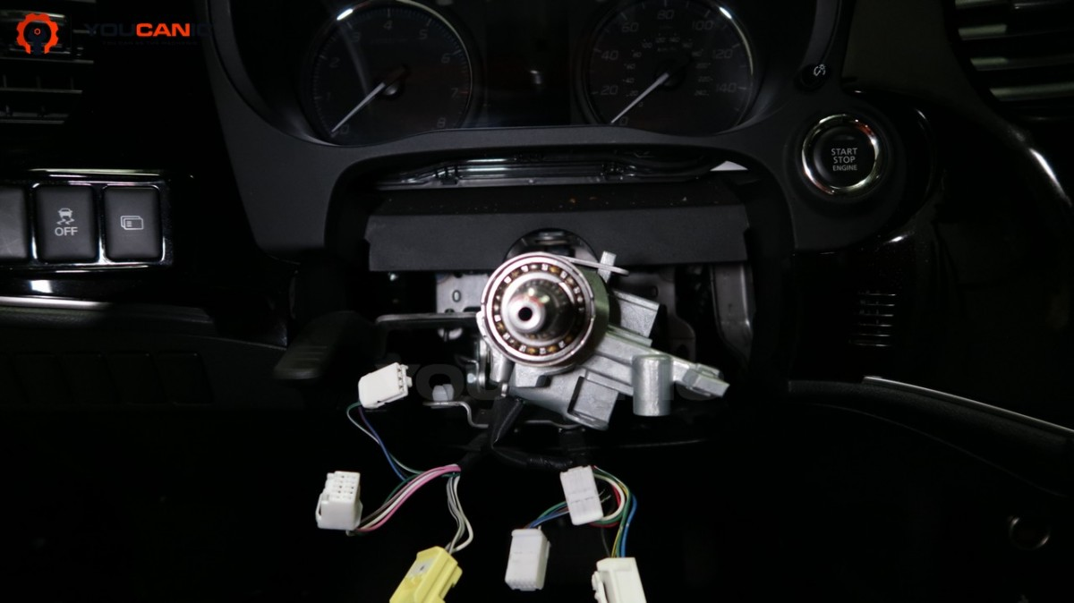 Bad Ignition Switch