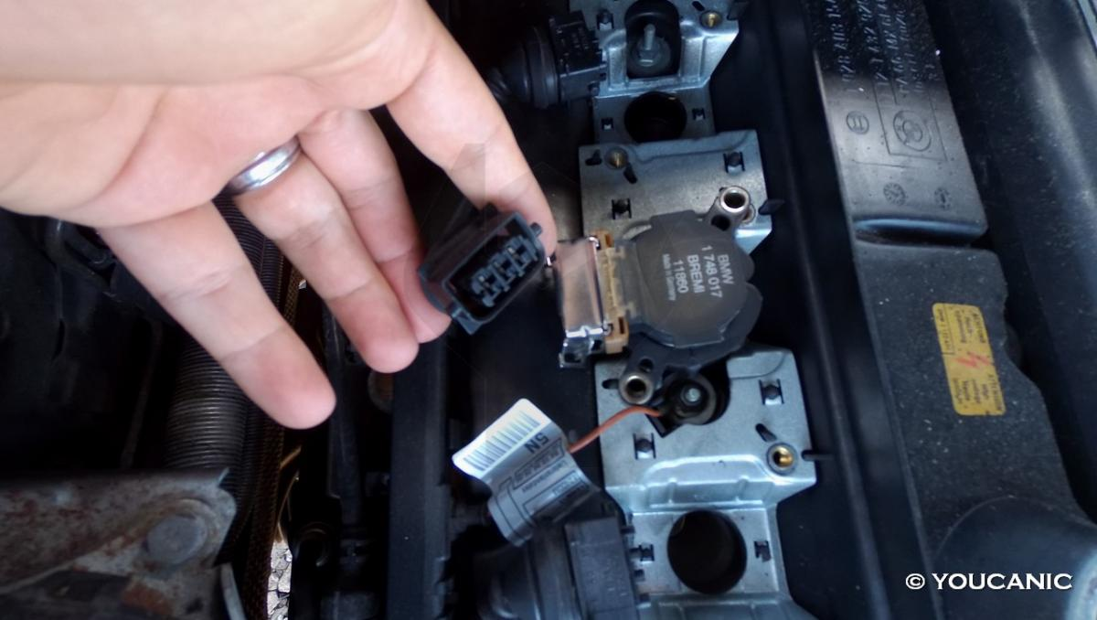 Misfire on all cylinders on one side
