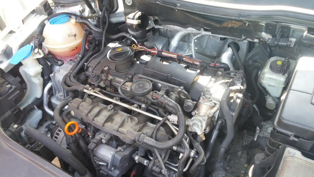 Check VW transmsision fluid level