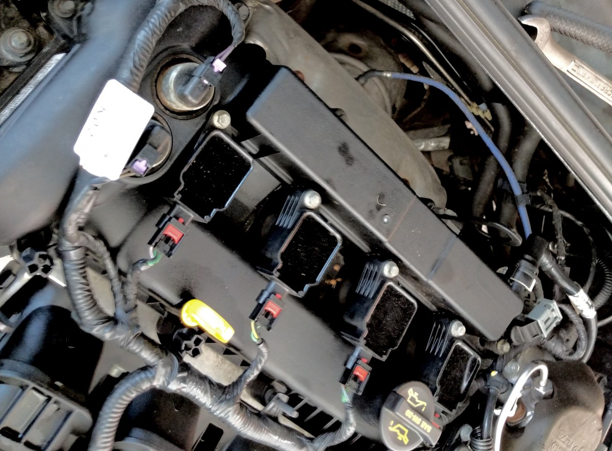 Bad Ford spark plugs trigger check engine light on