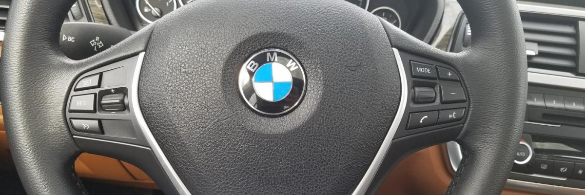 BMW Key Fob Battery Replacement Instructions