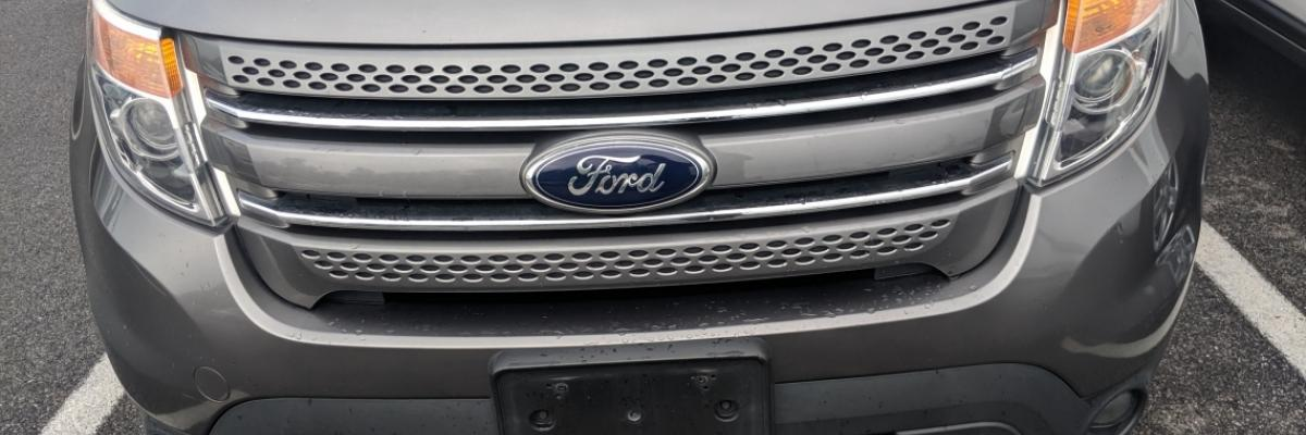 How to Change Ford Key Fob Remote Battery