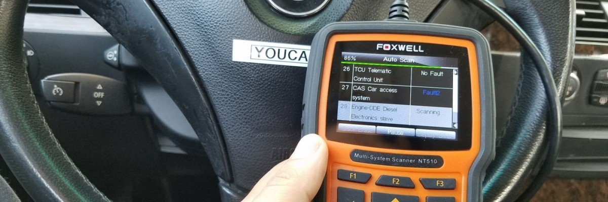 How to Read & Clear BMW Fault Codes from All Modules