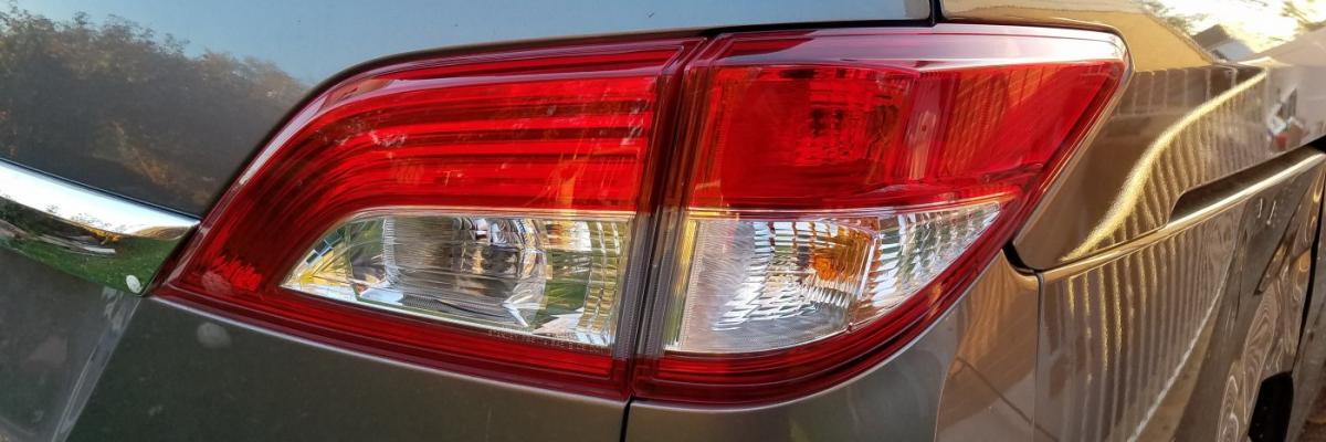 How to Change Brake Light Bulb on Nissan Quest 2011-2017