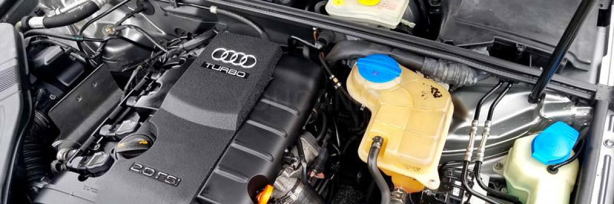 How to Check Audi Engine Oil Level | Add Oil