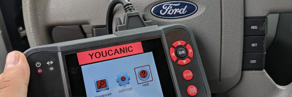 5 Best Diagnostic Scanners for Ford