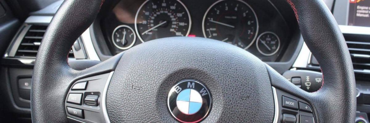 BMW Interior Cabin Noise