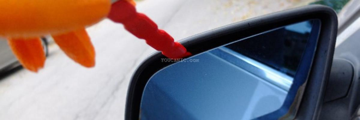 How to Replace BMW Side Mirror | Driver or Passenger Door