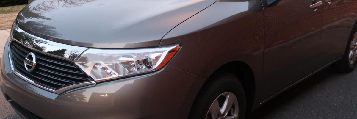 How to Change Nissan Quest Low Beam Headlight Bulb
