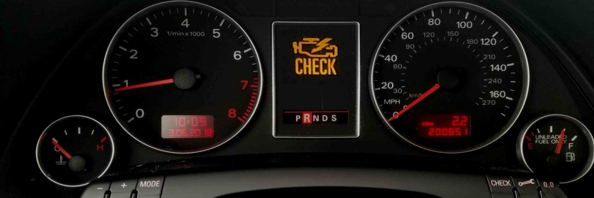 Audi Check Engine Light | Troubleshooting  Guide