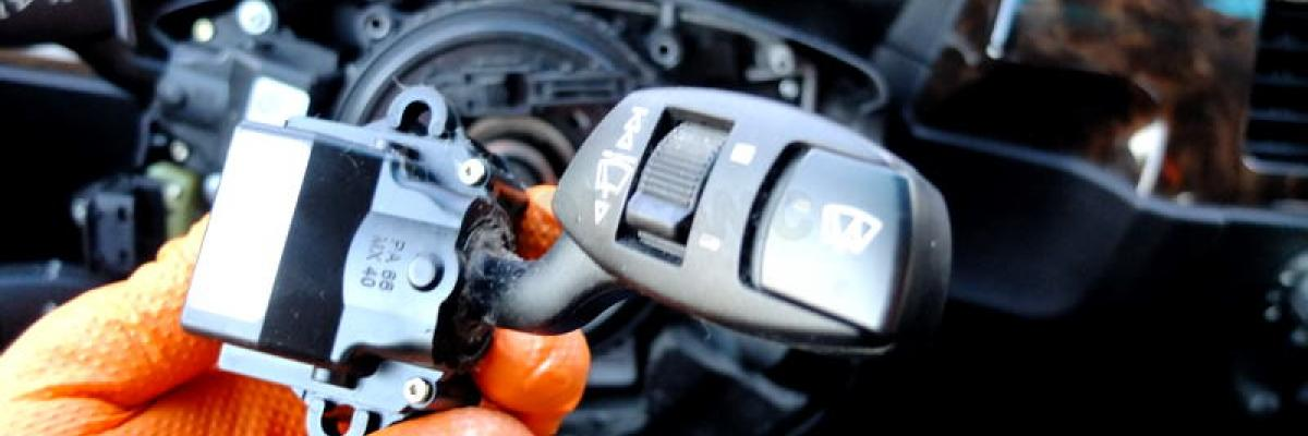 How to Change Windshield Wiper Switch on a BMW