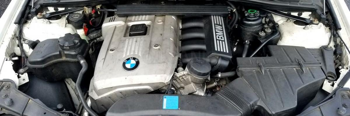 How Replace Hood Lift Support on BMW  3-Series 2004-2013
