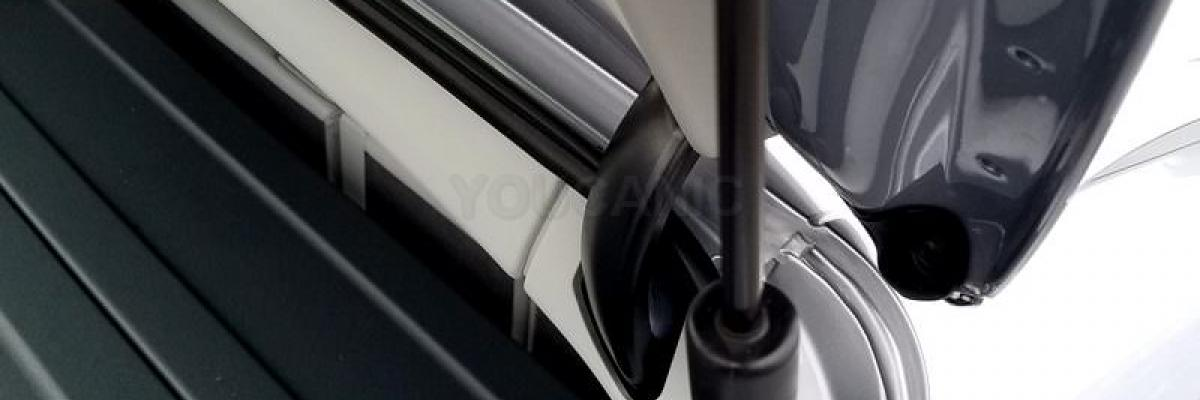 Chevy Trunk Gate Won't Stay Up   How to Fix