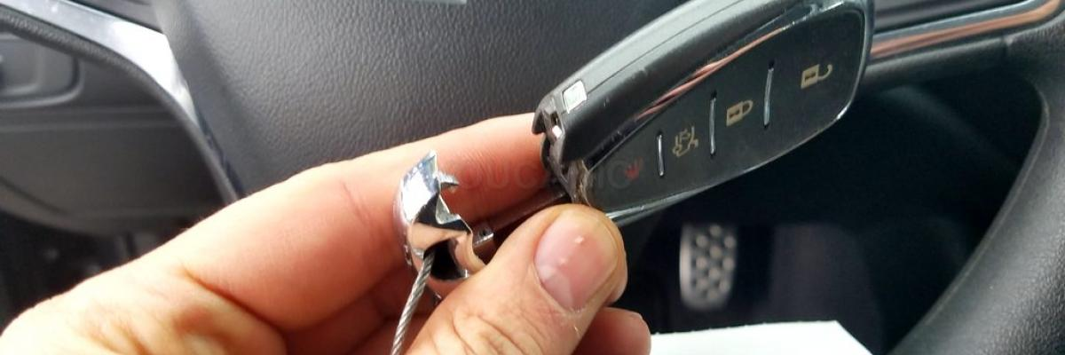 How to Change Chevy Key Fob Battery