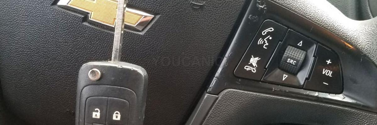 How to Order New Chevy Key Fob Remote