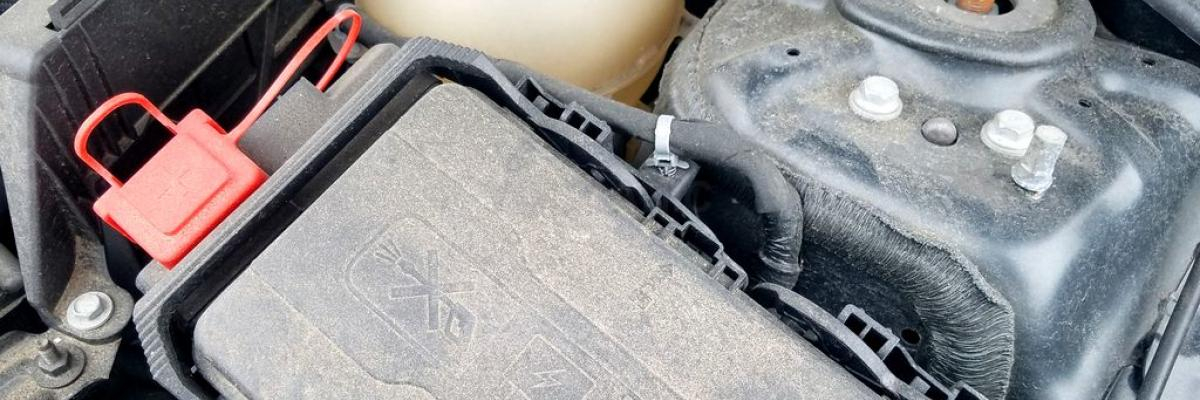 How to Charge Chevrolet Car Battery