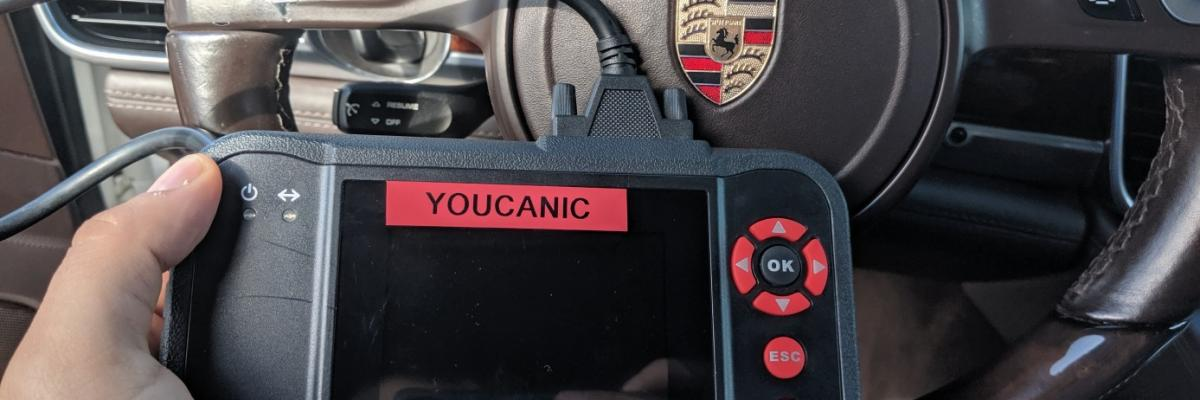 Top 5 Best OBD2 Scanners for Porsche