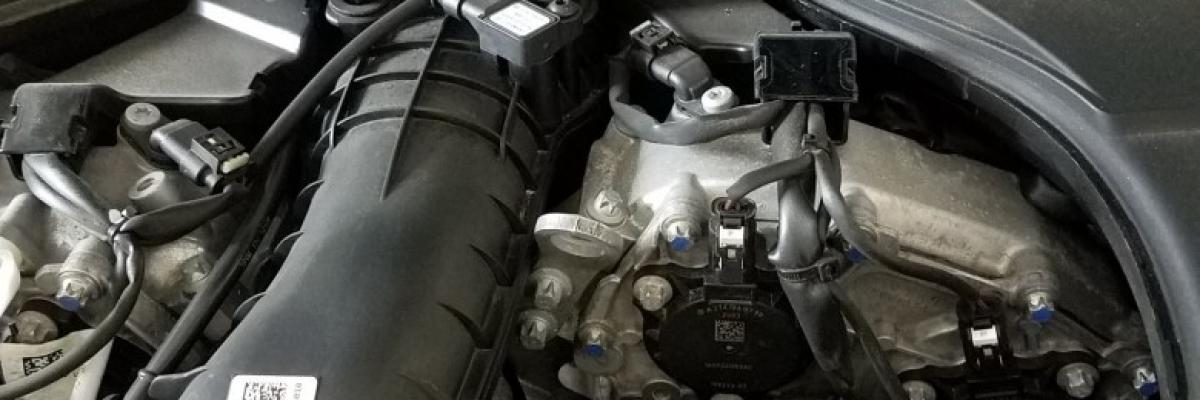 Mercedes-Benz M276 Engine Oil Change Guide
