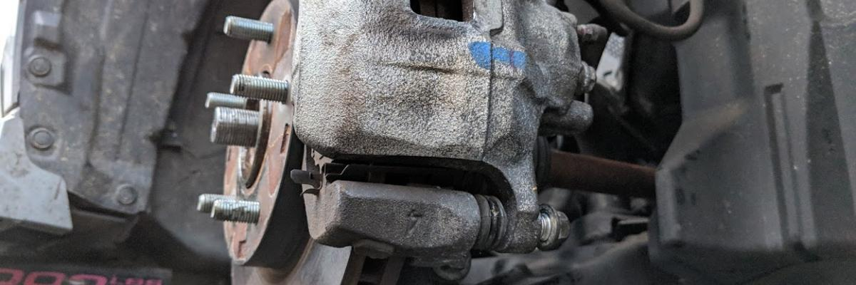 How to Change Front Brake Pads on Mitsubishi Outlander