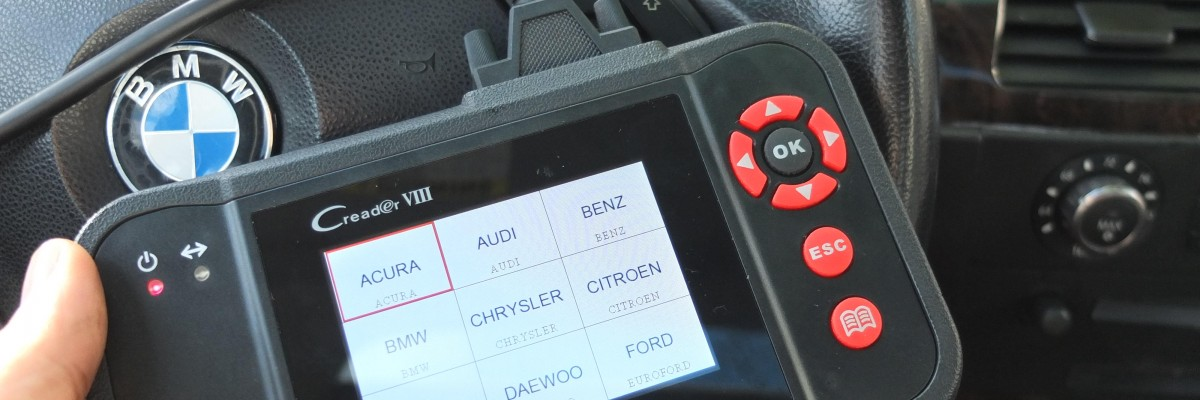 Best OBD2 Scanners for BMW