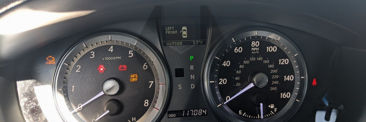 How to Read Lexus Check Engine Codes