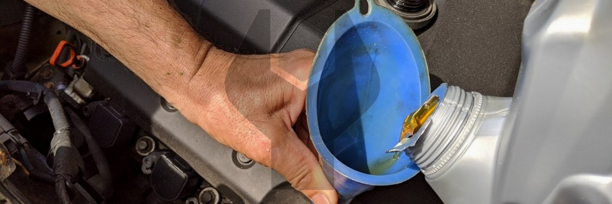How to change Honda Engine Oil Yourself V6