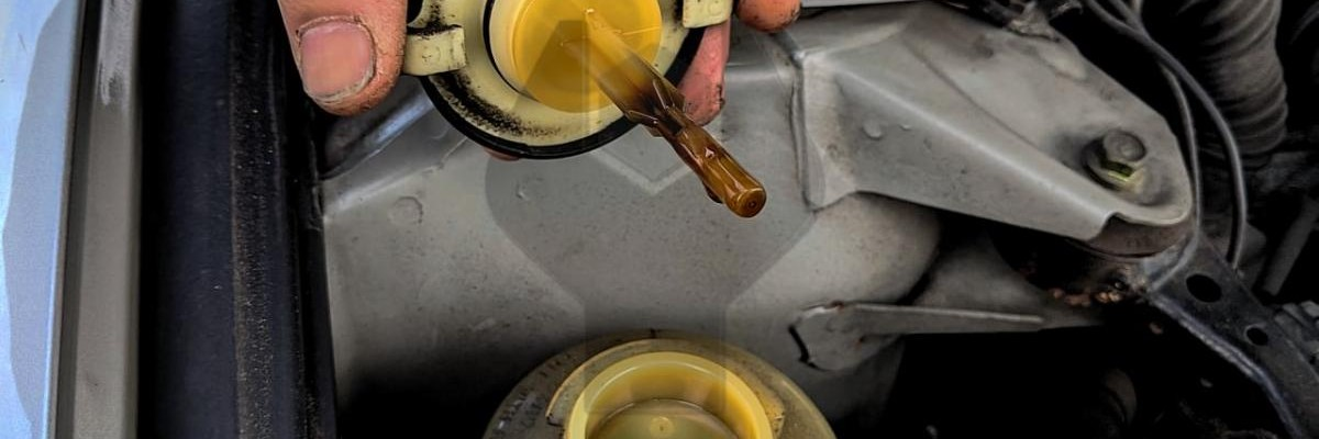 How to Check Lexus Power Steering Fluid