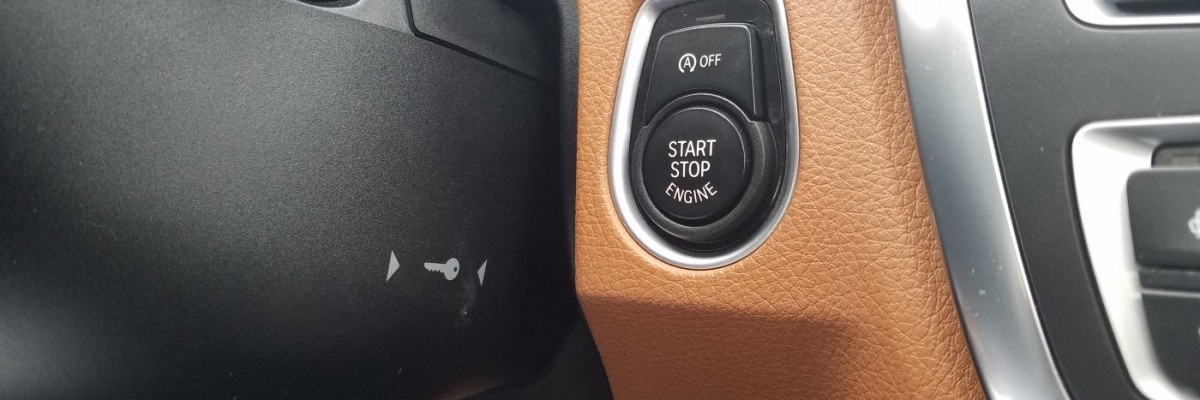 How to Start BMW With Dead Key Fob