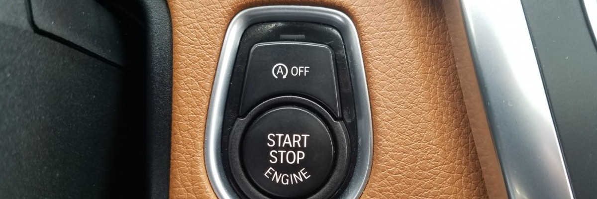 BMW Engine Auto Start Stop Feature Explained