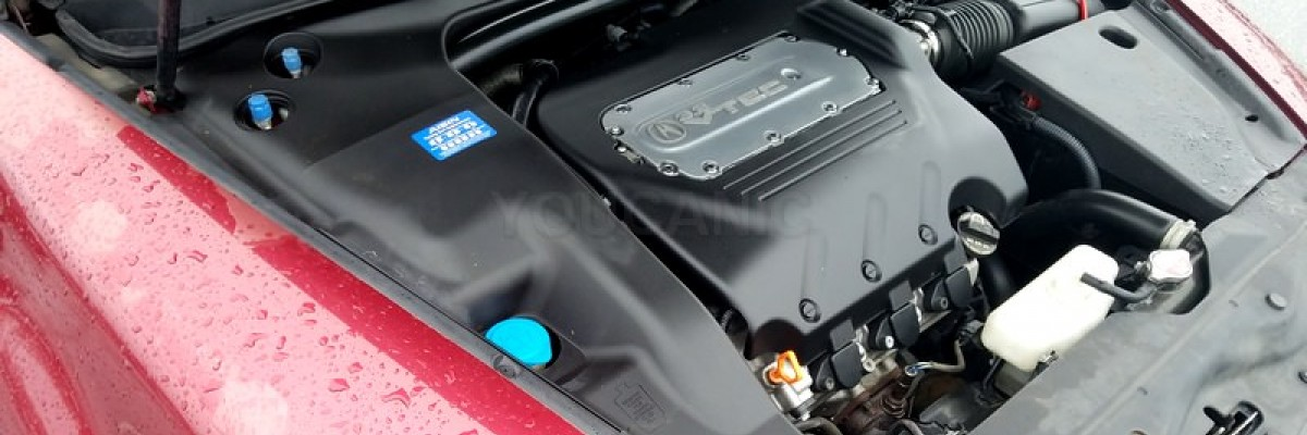 How to Check Engine Oil Level on Acura & Add Oil