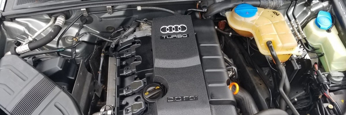 How To Add Windshield Washer Fluid on Audi