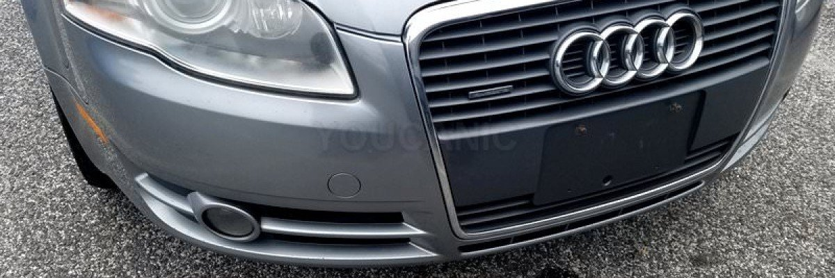 How to Change Audi Hood Supports